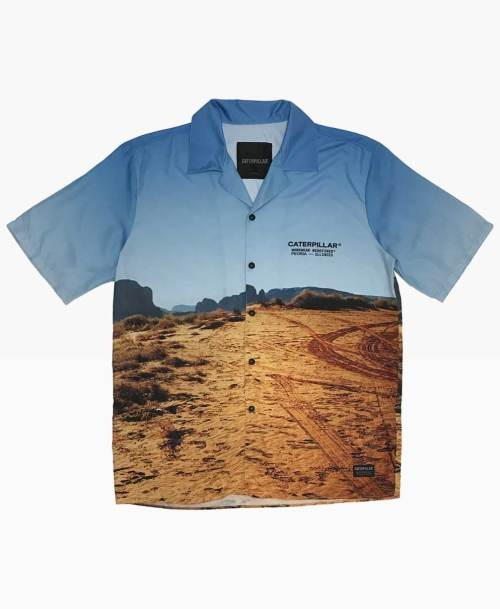 Cat Desert Shirt Front