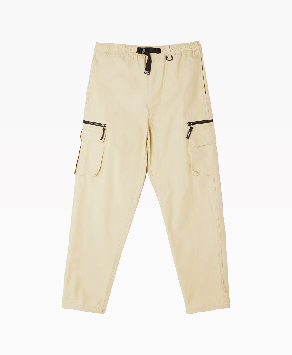 Obey Clothing Warfield Trek Pant Humus Front