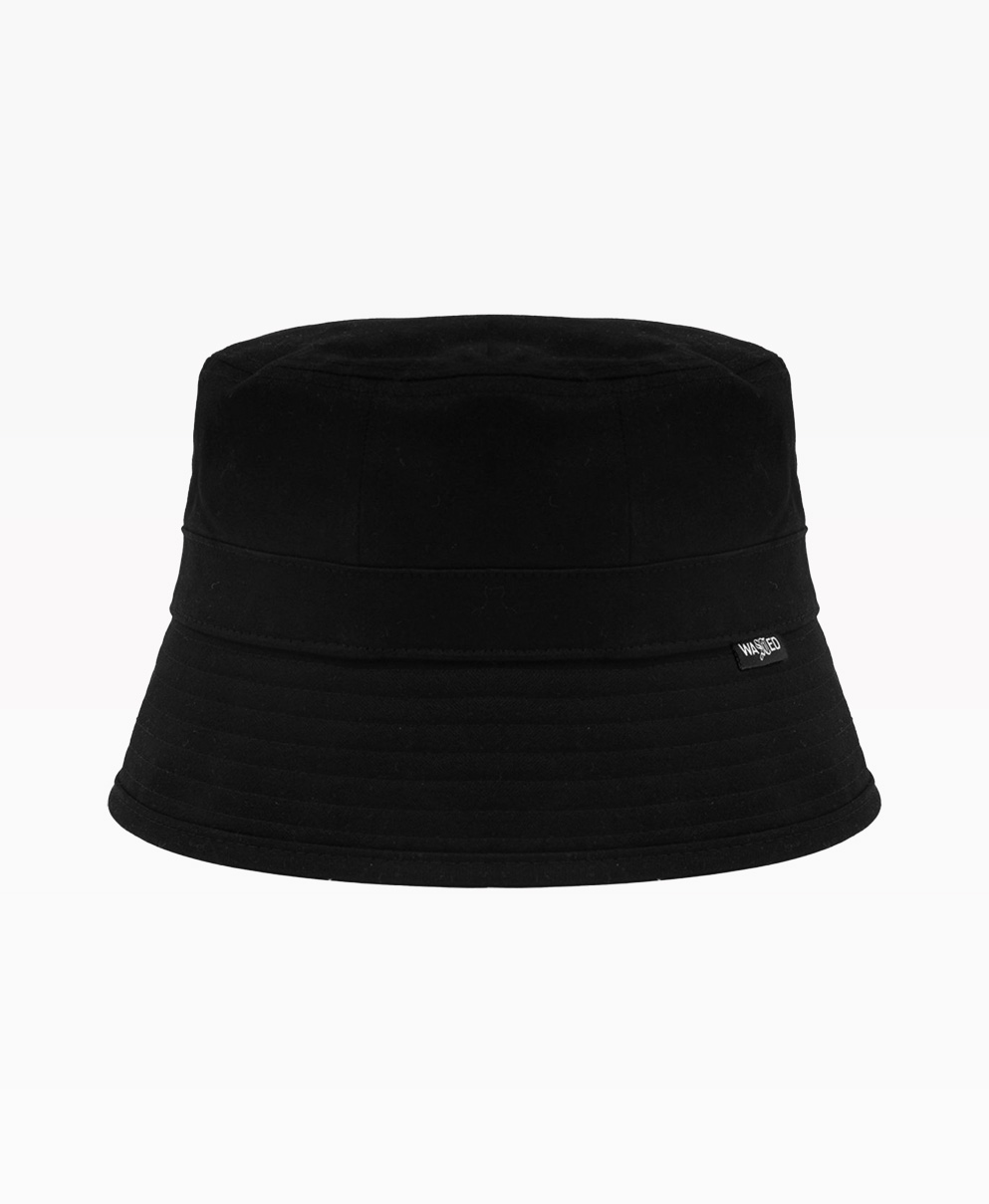 Wasted Bob Ss21 Black Front