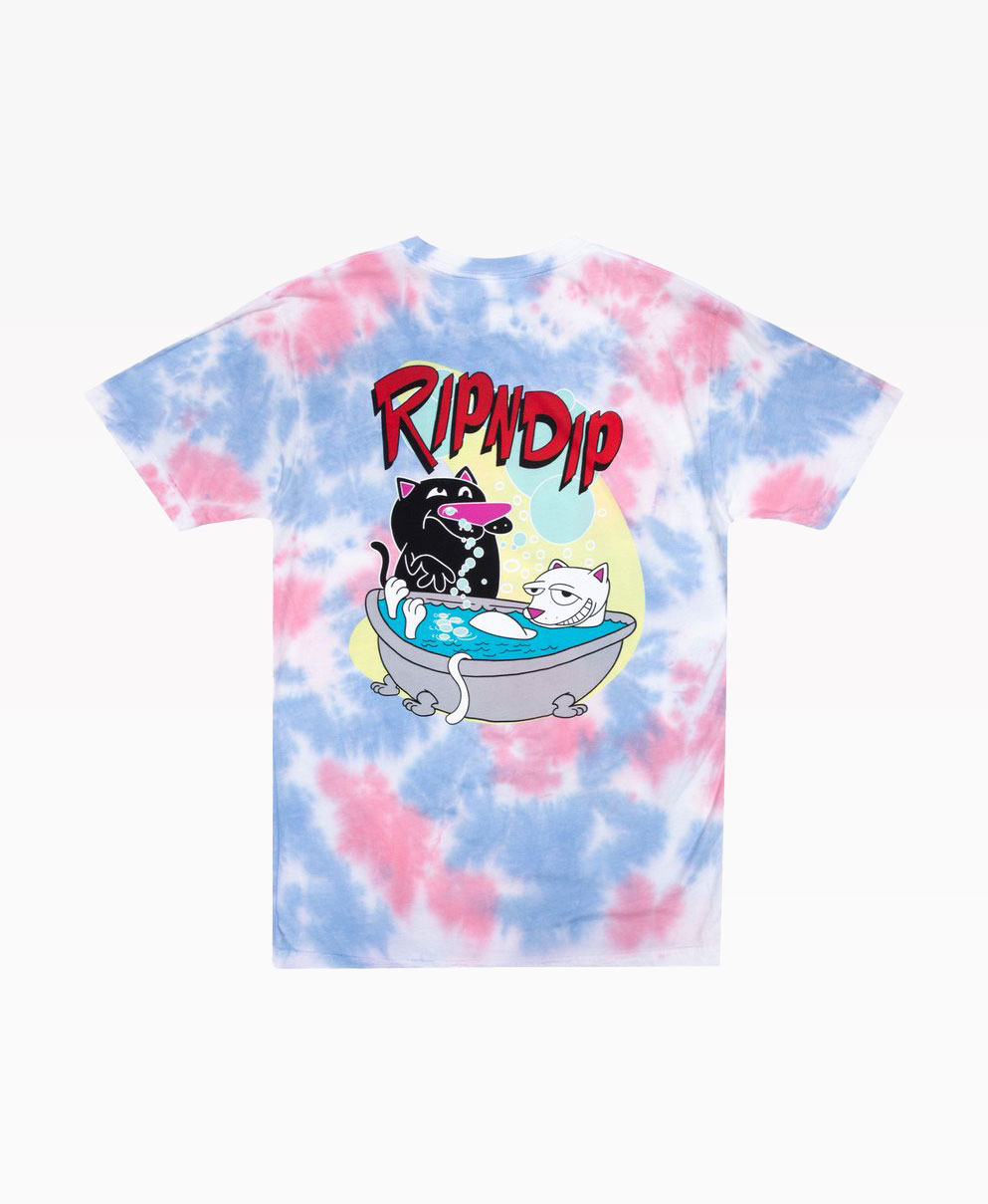 Ripndip Bath Time Tee Back