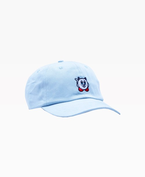Ripndip Nermby Dad Hat Light Blue Front