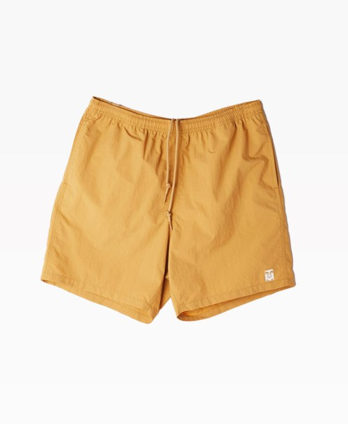 Obey Easy Relaxed Short Almond Front
