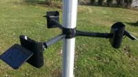 Flagpole Solar Lighting | Lighting Ideas