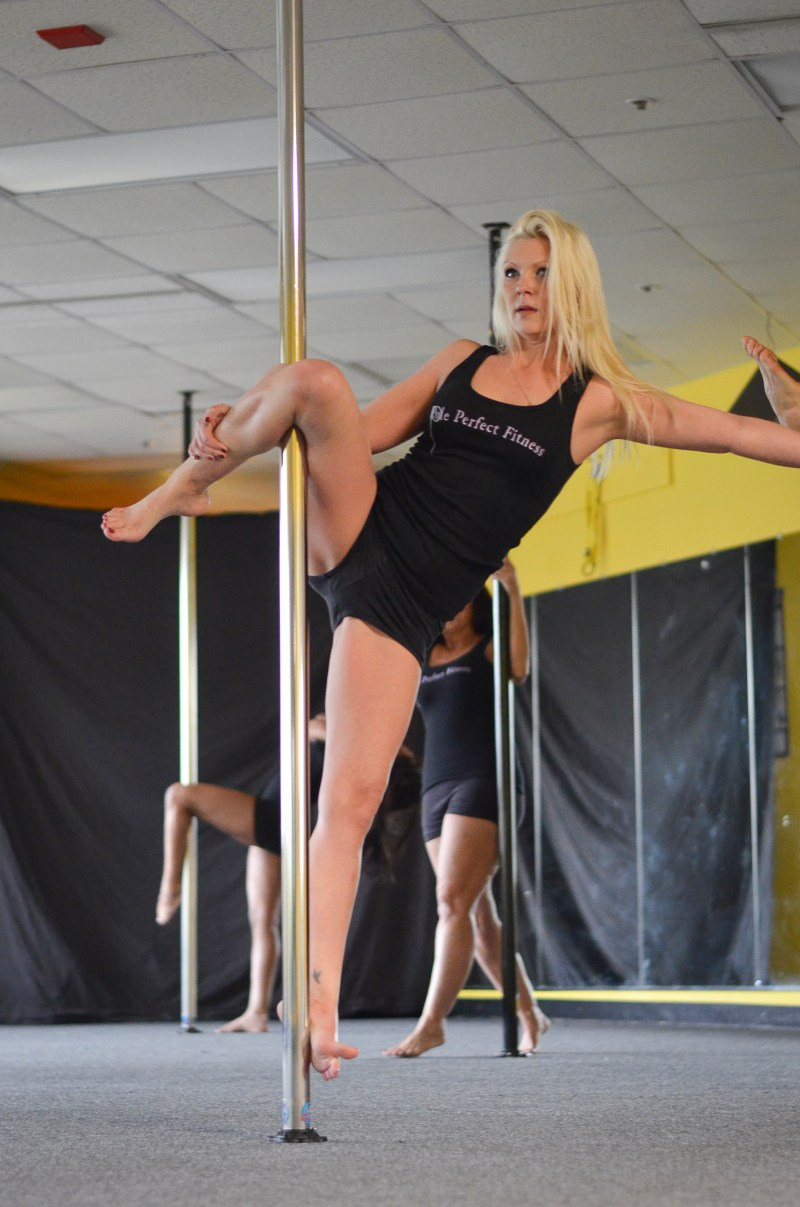 Pole Perfect Fitness Instructor Charlotte - Pole Perfect ...