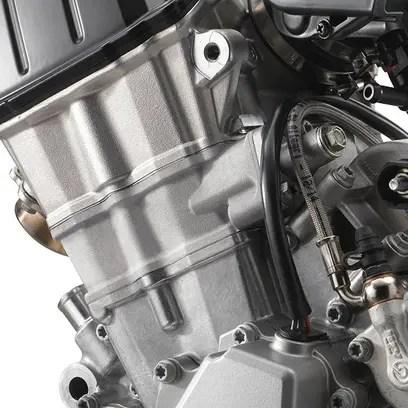 KTM 450 EXC-F CYLINDRE ET PISTON