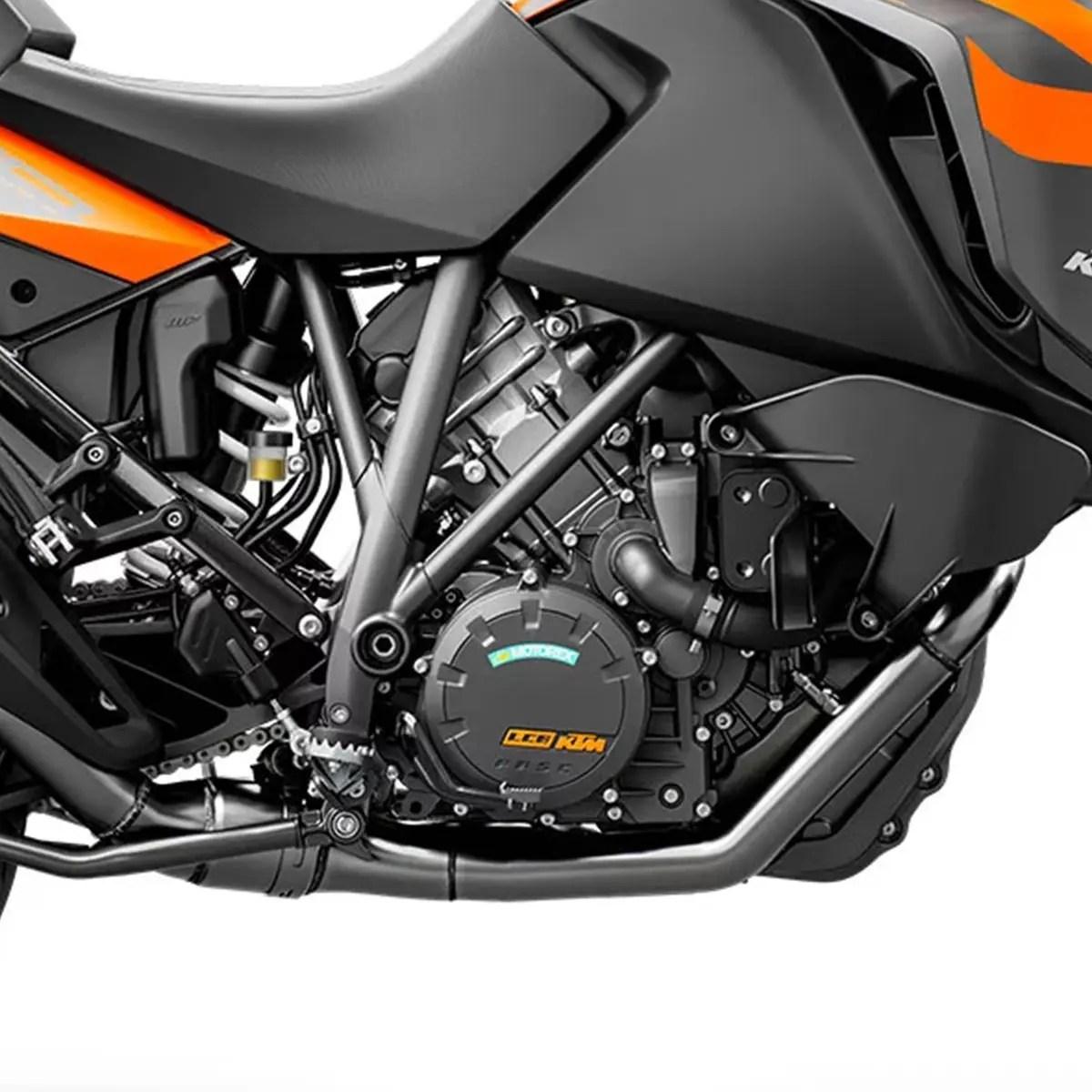 cadre-KTM-1290-Super-Adventure-S-2020-ORANGE-ET-NOIR