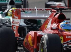 Ferrari alerontrasero