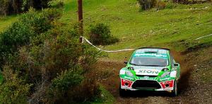 Sitio Oficial Rally Argentino 2014    Díaz y una fecha que le trae muy buenos recuerdos