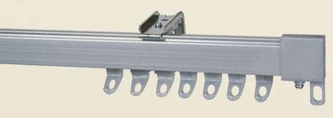 Curtain Tracks & Rails Corded & Uncorded Plastic & Metal Tracks