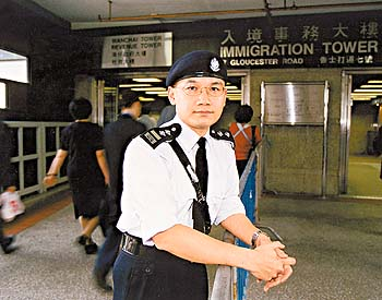 OffBeat-News of the Hong Kong Police Force