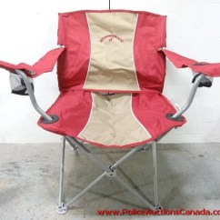 Strong Back Chairs Rent Chiavari Police Auctions Canada Strongback Foldable Chair 121658h Previous Next