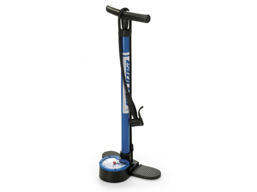 Park Tool Home Mechanic Bike Floor Pump With Gauge