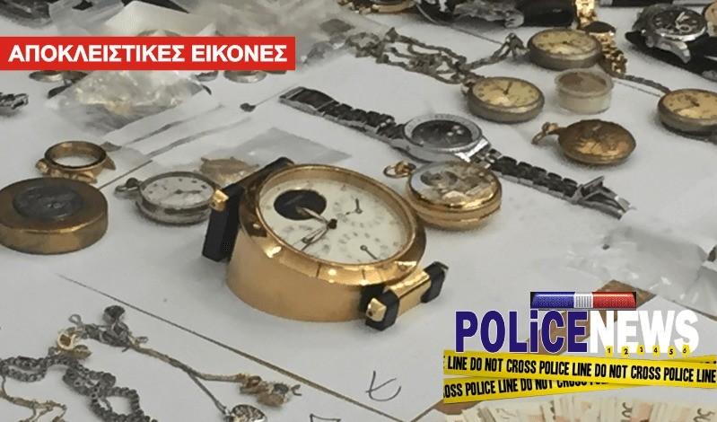 Τουλάχιστον 150 χιλ. ευρώ εκτιμάται αυτό το επιτραπέζιο ολόχρυσο ρολόι