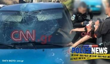 Ήρωες της ομάδας ΔΙ.ΑΣ. έδωσαν τις πρώτες βοήθειες σε έγκυο που χτυπήθηκε  από αυτοκίνητο – Συγκλονιστικές εικόνες b8b1cceca87