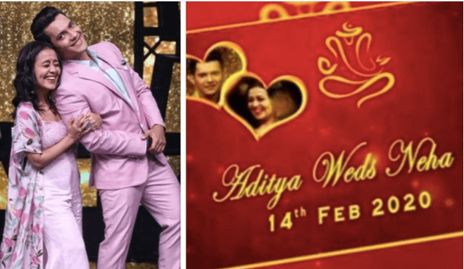 aditya narayanand neha kakkar wedding date