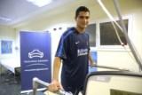 Chory Castro pasa reconocimiento médico en Policlínica Gipuzkoa
