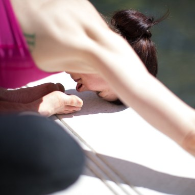 Yoga & Salute