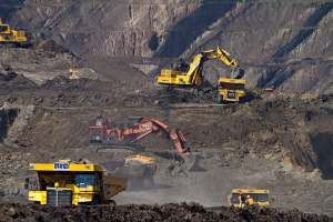 Coal India is a state monopoly in India