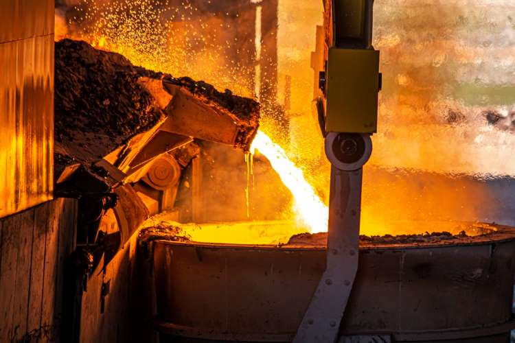 use of steel industry co-products