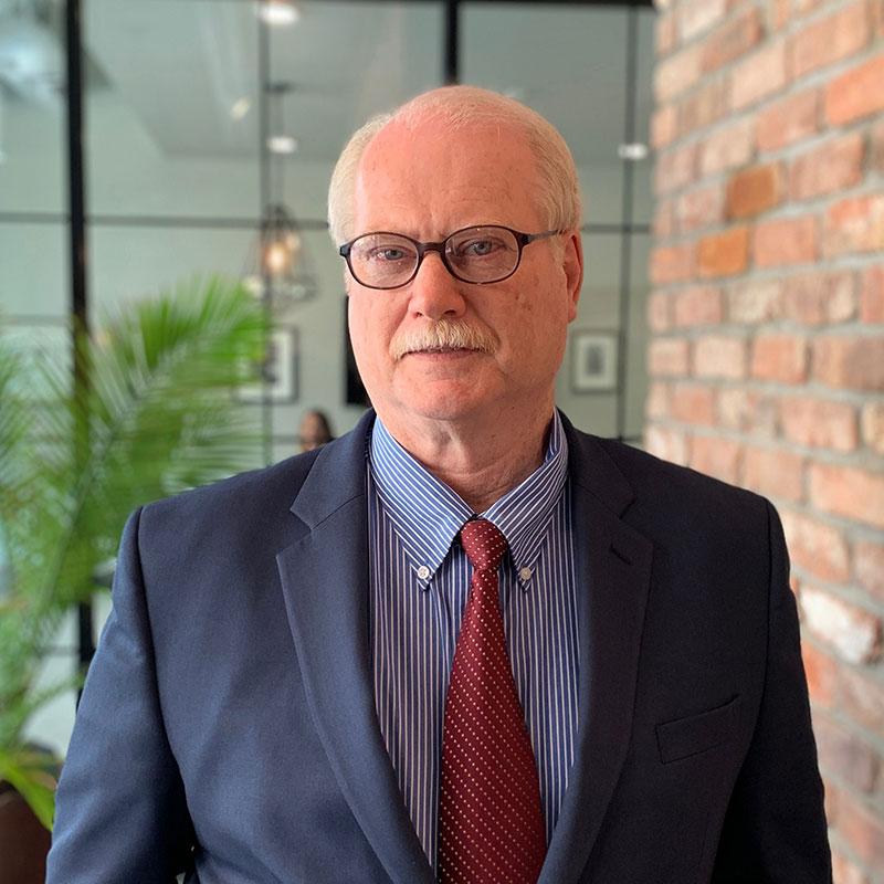 headshot of David O'Neill