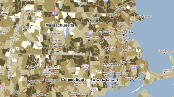 LEHD Data on Workers Updated on PolicyMap