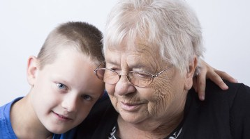 The Geography of Grandparent Caregiving