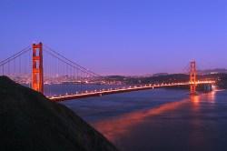 """""""Golden Gate Bridge (full-span)"""" via Flickr"""