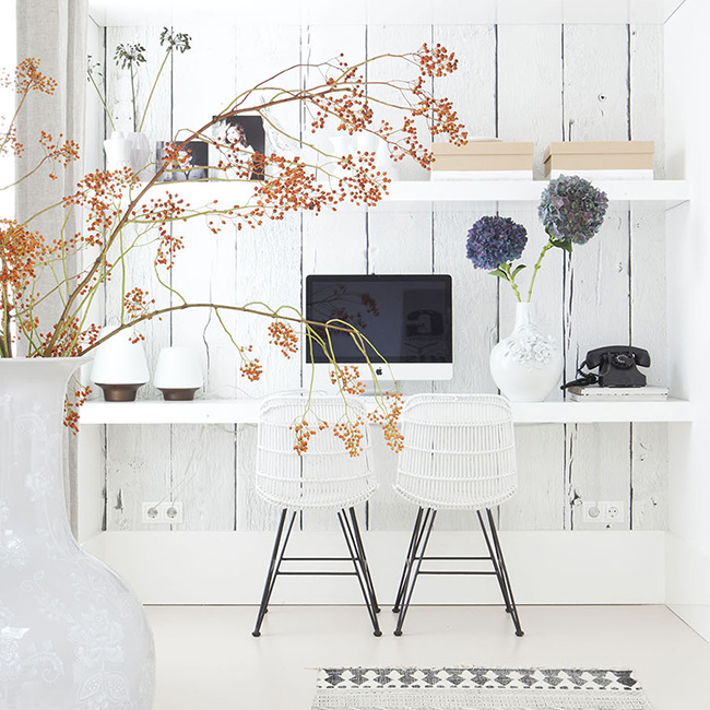 travailler chez soi 5 cles pour un bureau feng shui