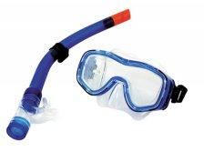 Σετ μάσκα - αναπνευστήρας BlueWave Mora Junior