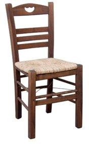 Καρέκλα Εμποτισμού Πάρος (Μήκος: 43 Βάθος: 38 Ύψος: 84)