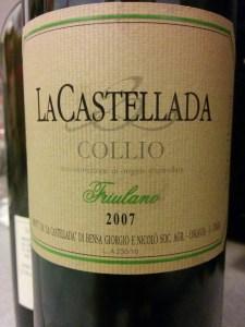 La Castellada 2007