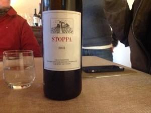 La Stoppa 2003