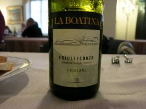 Friulano La Boatina