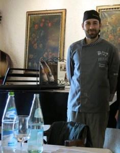Chef Vincenzo Gargiulo