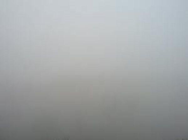 nebbia a