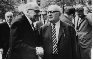 max horkheimer theodor a Adorno