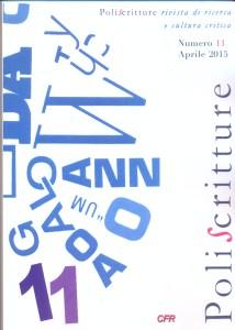 POLISCRITTURE 11 COPERTINA0001