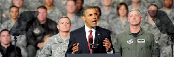 obama su guerra in Libia