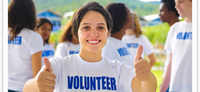 wolontariusz