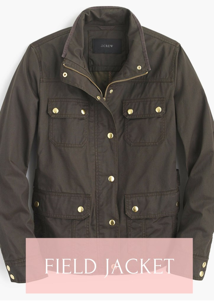 Field Jacket for fall