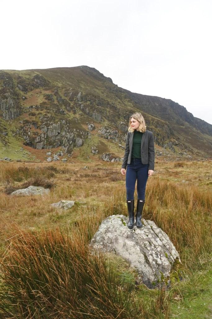 Adventuring Ireland in tweed and Hunters