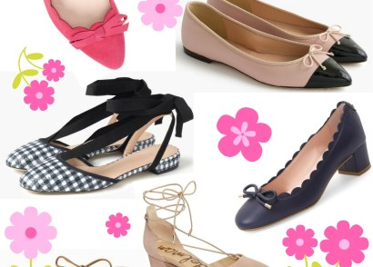 Lusting after these pretty shoes for spring!