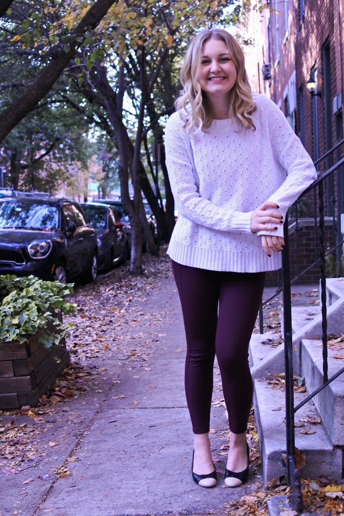 What to wear for Thanksgiving: casual & cozy
