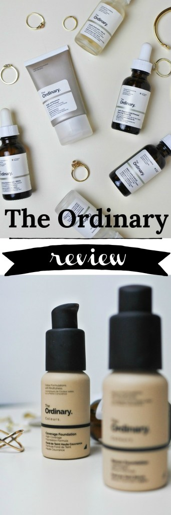The Ordinary Review: The Best Affordable Skincare
