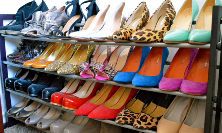 Organization Solutions // Shoes
