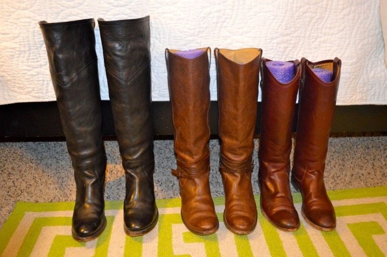 Happy boots!