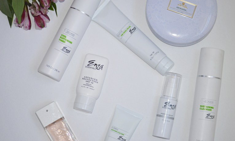 My Beauty Essentials with Enza