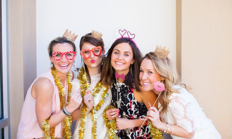 A Charlotte Blogger Gal-entine's Day