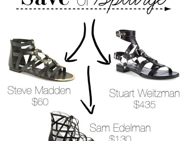 Save or Splurge?
