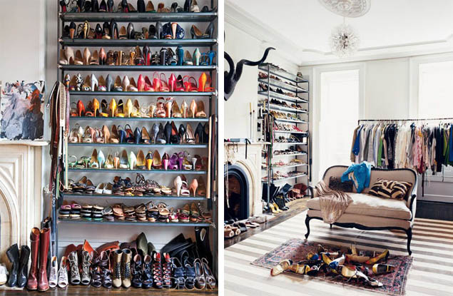 How to create a tidy closet